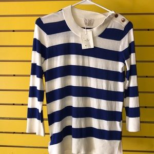 Kate Spade  Cashmere Top ♠️ New York XS NWT